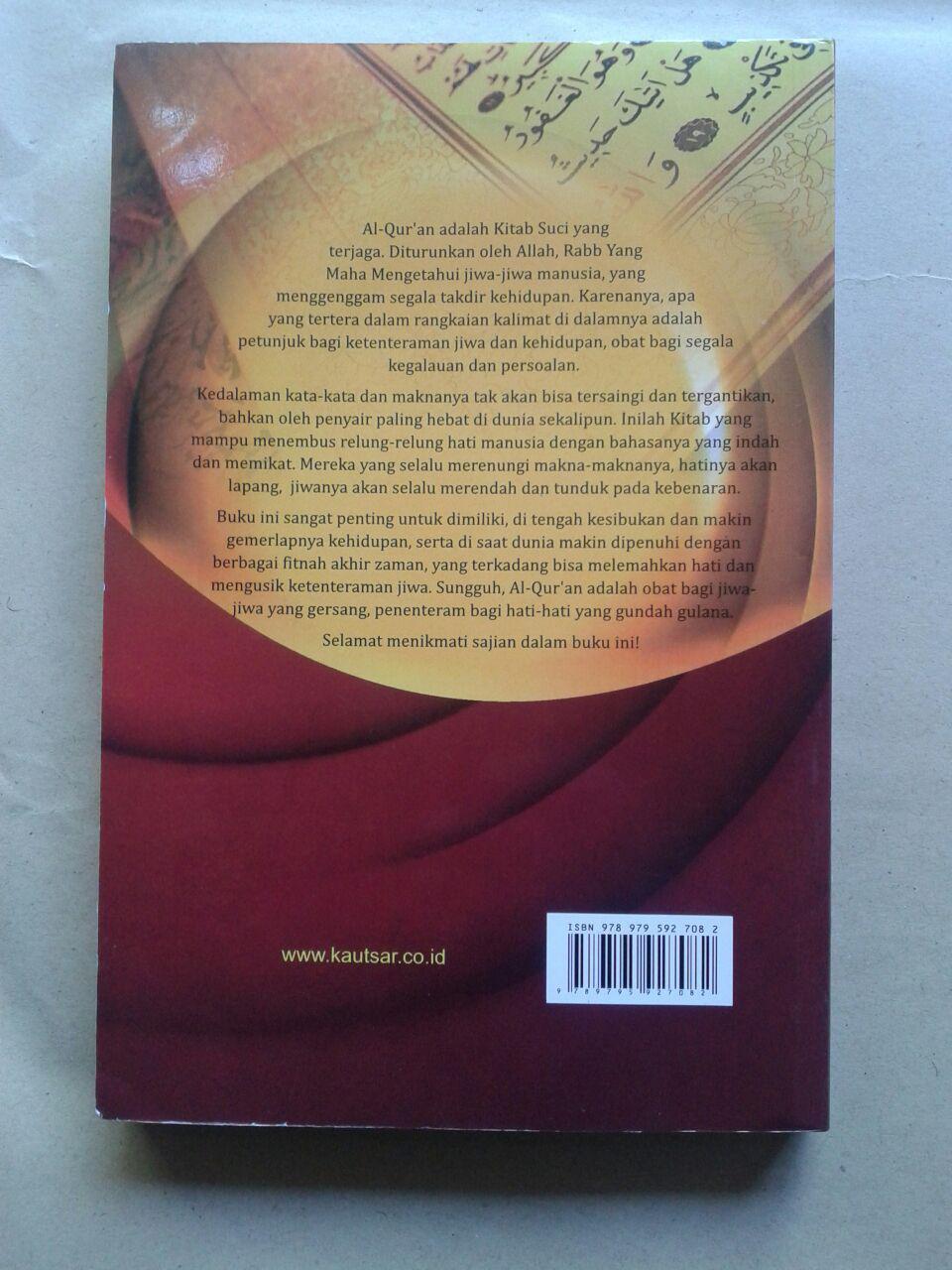 Buku 50 Kaidah Al-Qur'an Dalam Jiwa Dan Kehidupan 75.000 20% 60.000 Pustaka Al-Kautsar cover 2
