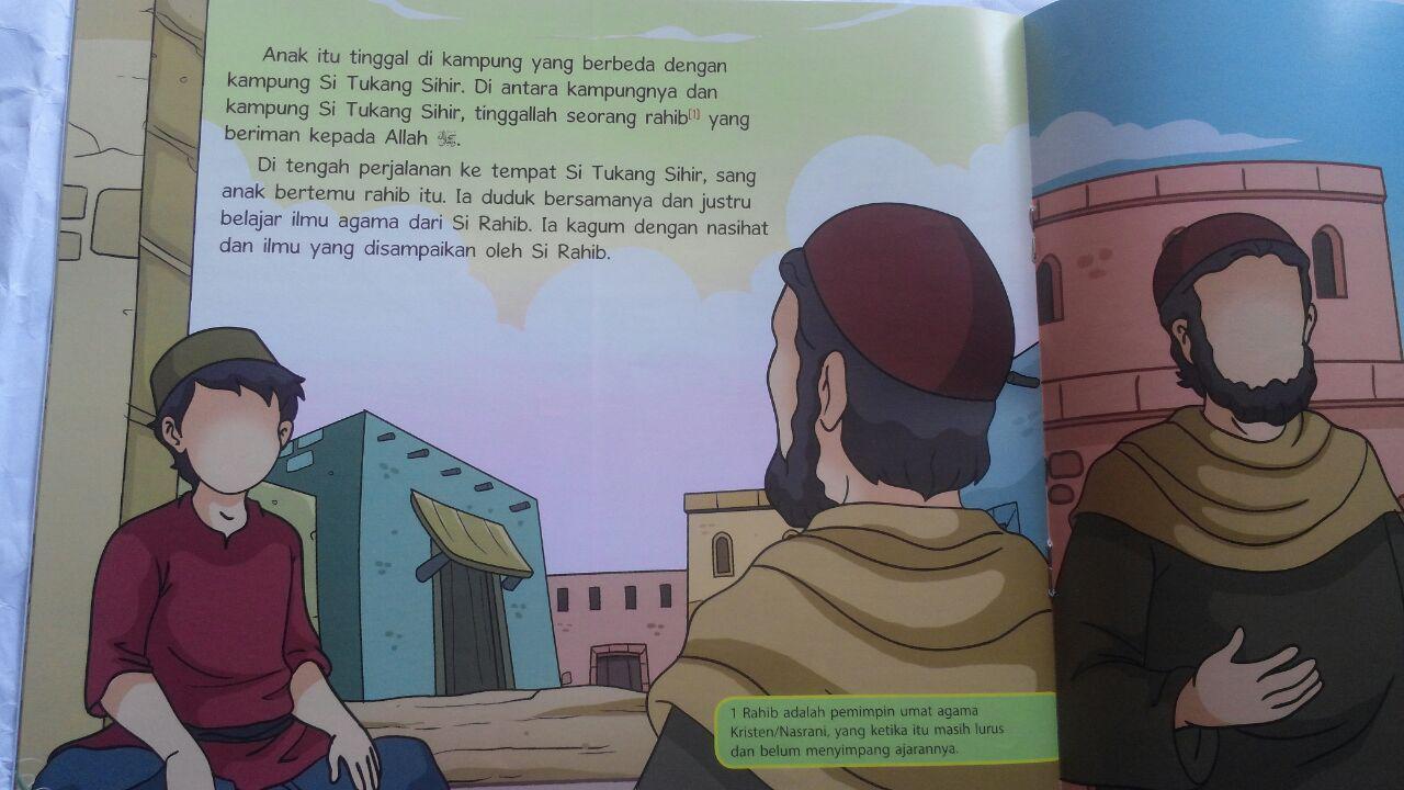 Buku Anak Al-Quran Bercerita Memetik Pelajaran Kisah 190.000 20% 152.000 Perisai Quran isi 2