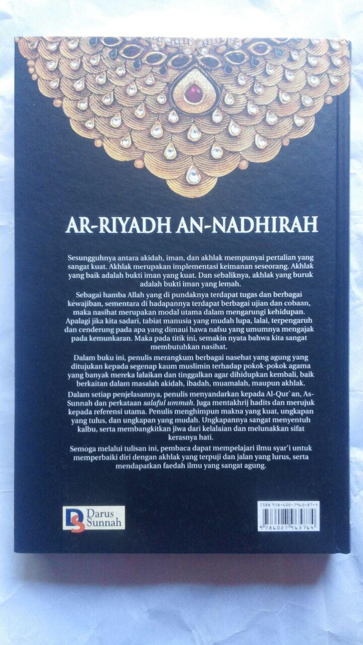 Buku Ar-Riyadh An-Nadhirah Untaian Nasihat Aqidah Akhlak Dan Lainnya 90.000 20% 72.000 Darus Sunnah Syaikh Abdurrahman bin Nashir As-Sa'di cover