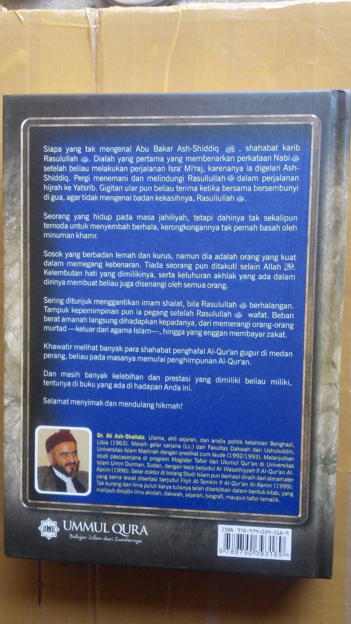 Buku Biografi Abu Bakar Ash-Shiddiq 135.000 20% 108.000 Ummul Qura cover 2