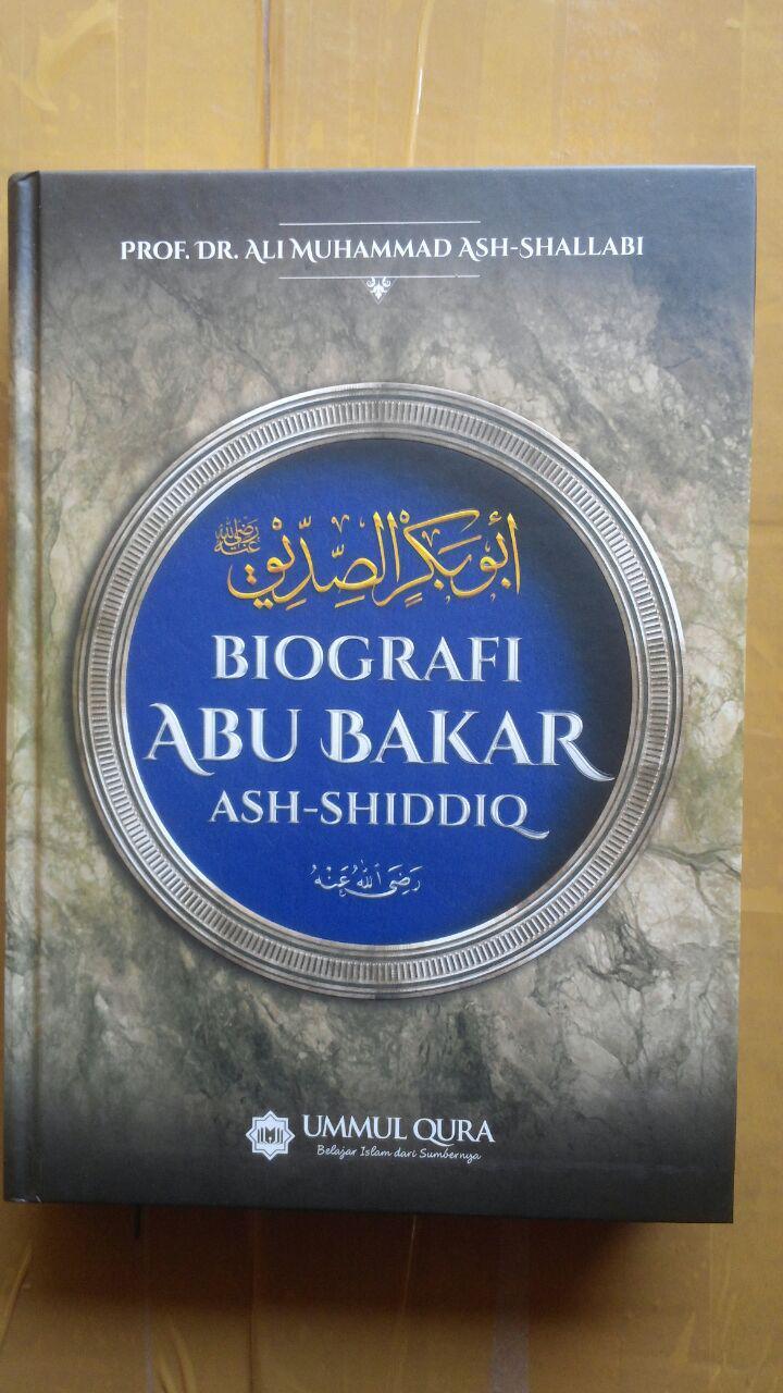 Buku Biografi Abu Bakar Ash-Shiddiq 135.000 20% 108.000 Ummul Qura cover