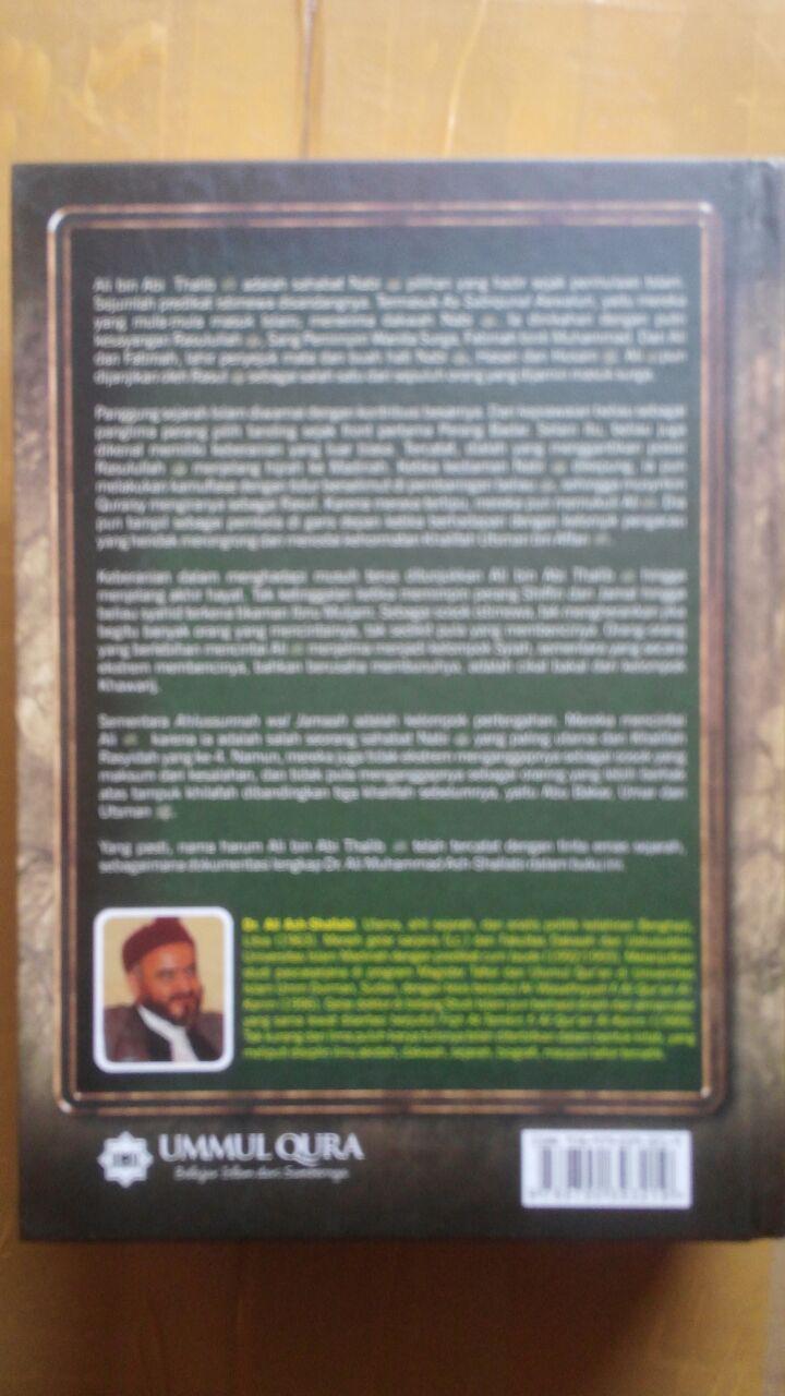 Buku Biografi Ali bin Abi Thalib 175.000 20% 140.000 Ummul Qura cover 2