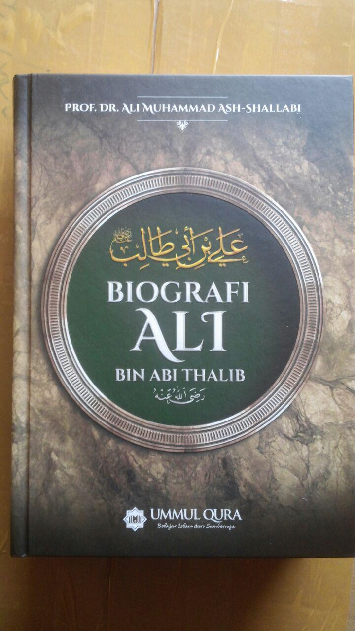 Buku Biografi Ali bin Abi Thalib 175.000 20% 140.000 Ummul Qura cover