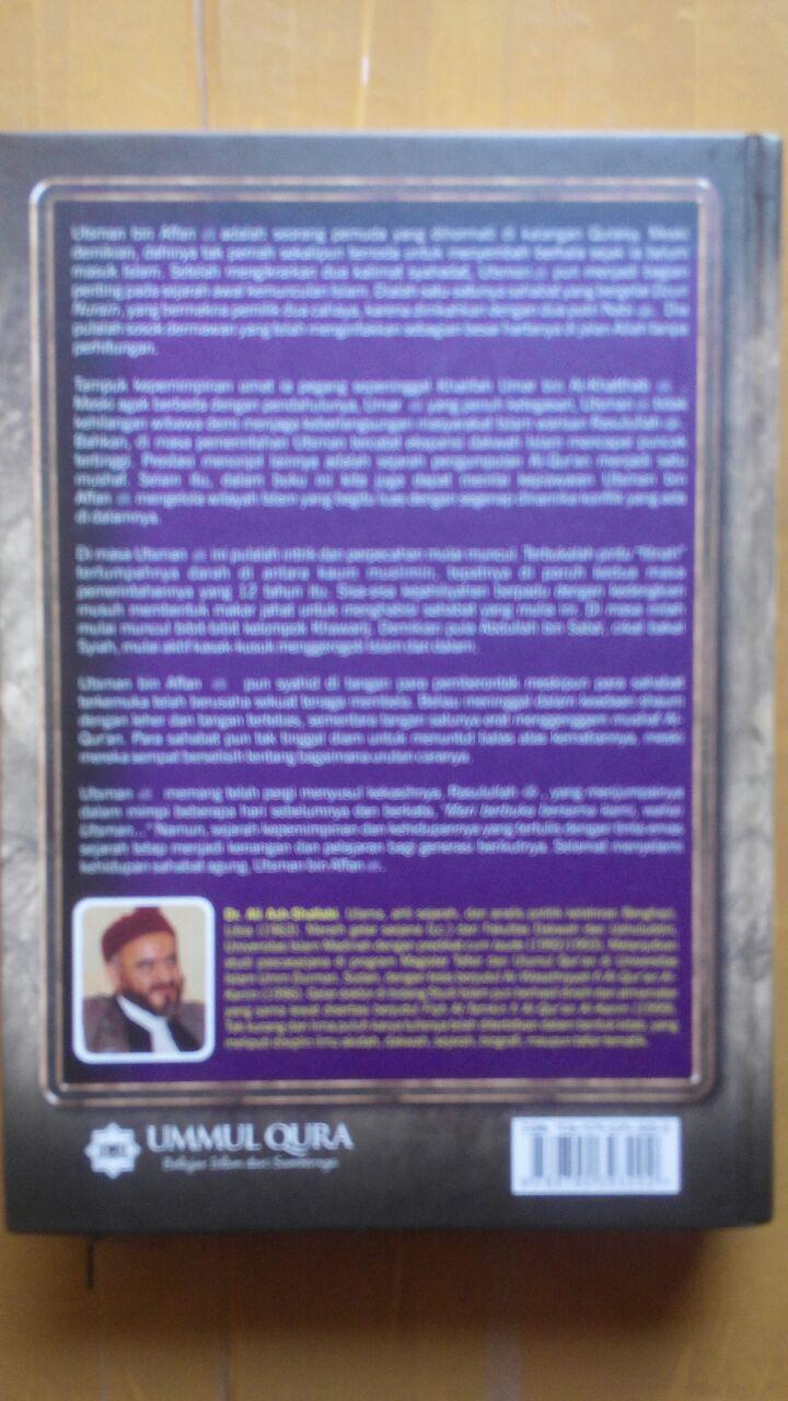 Buku Biografi Utsman Bin Affan 125.000 20% 100.000 Ummul Qura cover 2