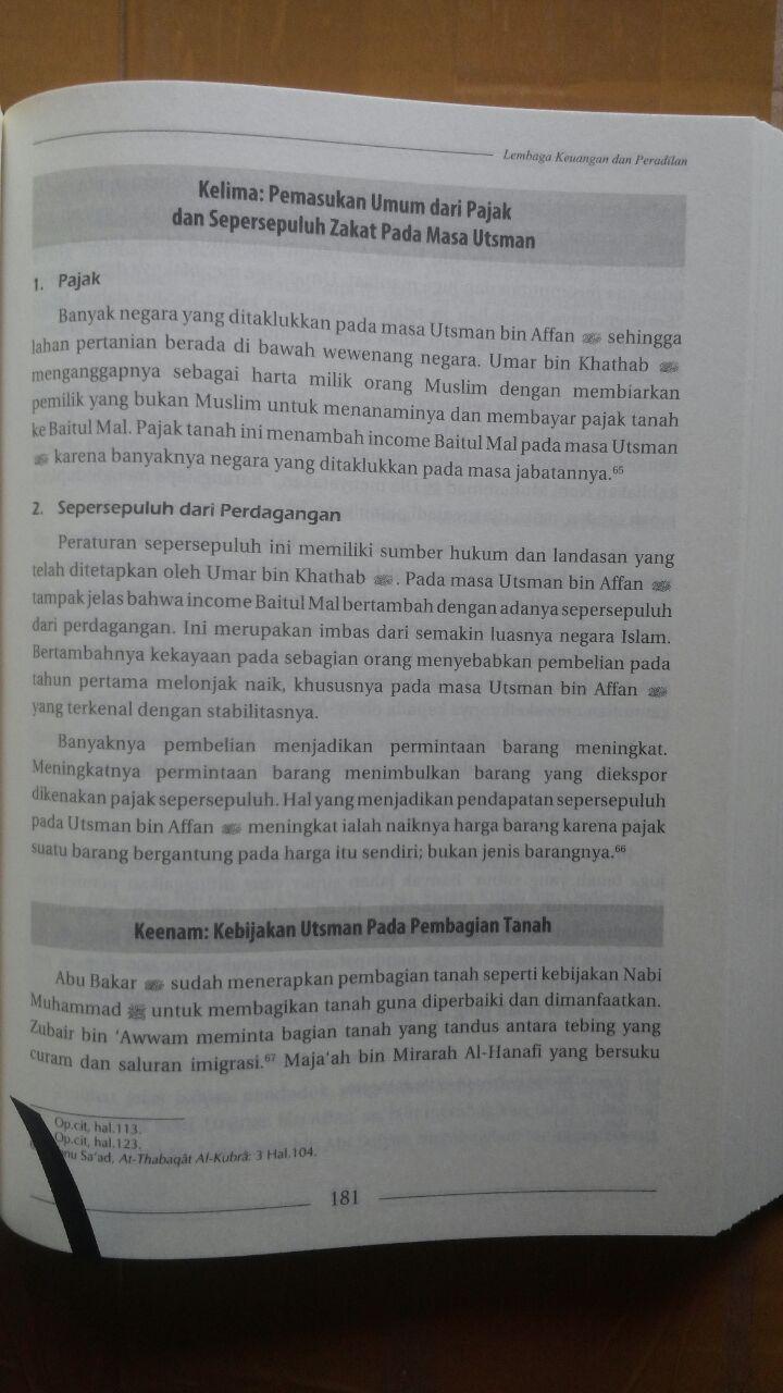 Buku Biografi Utsman Bin Affan 125.000 20% 100.000 Ummul Qura isi