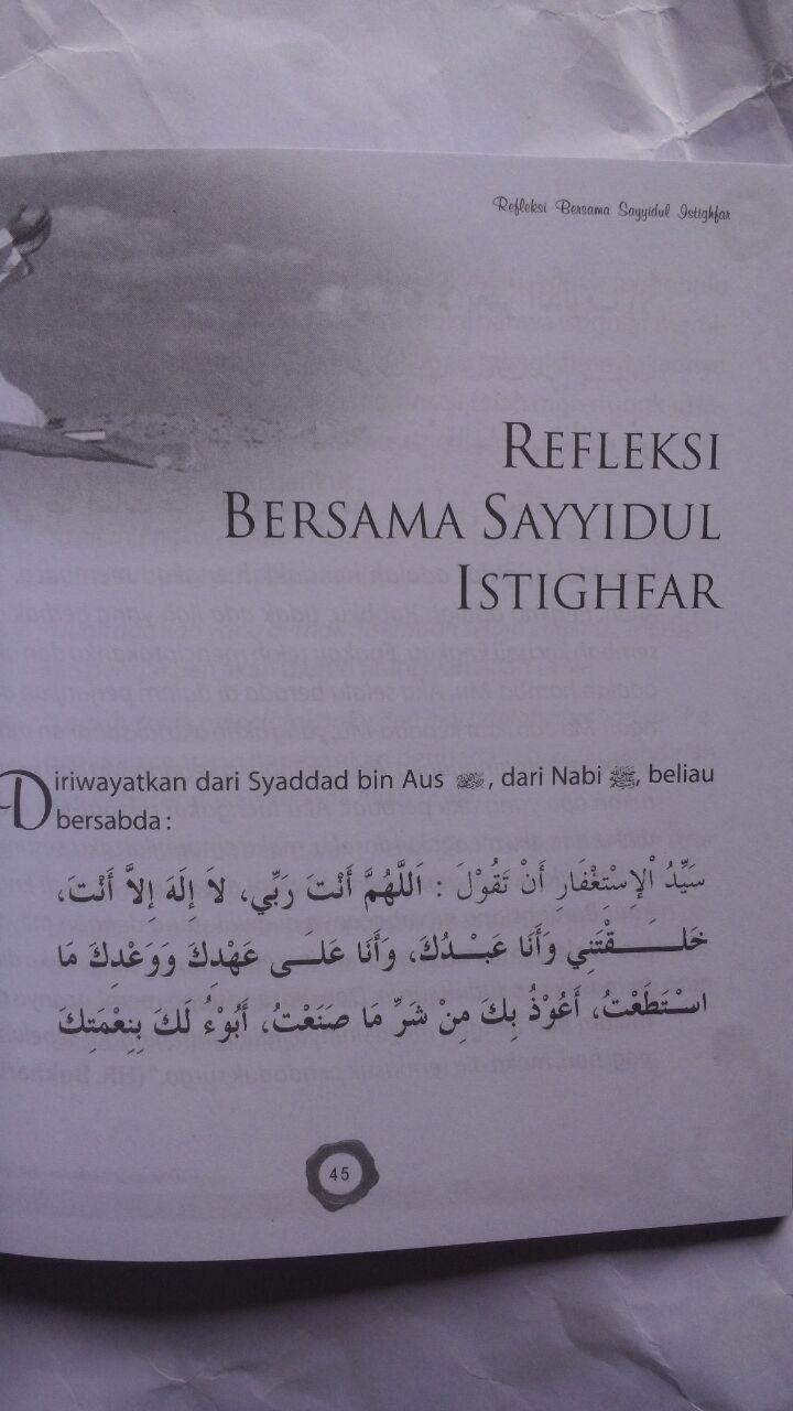 Buku Dahsyatnya Kekuatan Istighfar 22.000 15% 18.700 Kiswah Media Hasan bin Ahmad Hammam isi