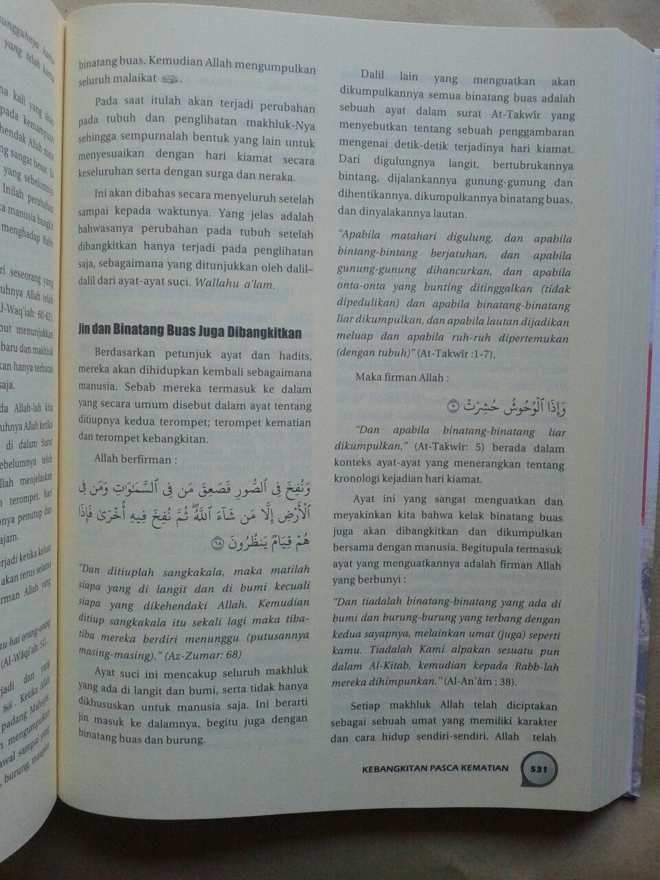Buku Ensiklopedi Akhir Zaman 199.000 20% 159.200 Ummul Qura isi