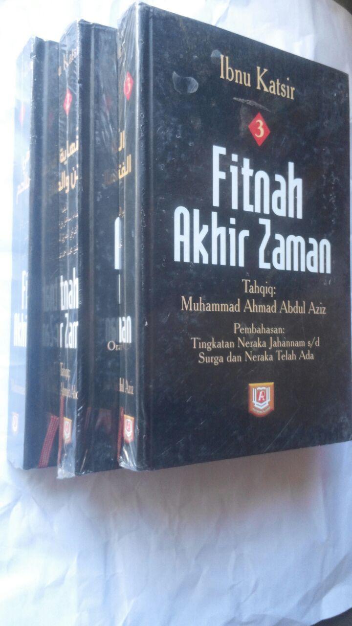 Buku Fitnah Akhir Zaman 1 Set 3 Jilid 441.000 20% 352.800 Pustaka Azzam cover 2