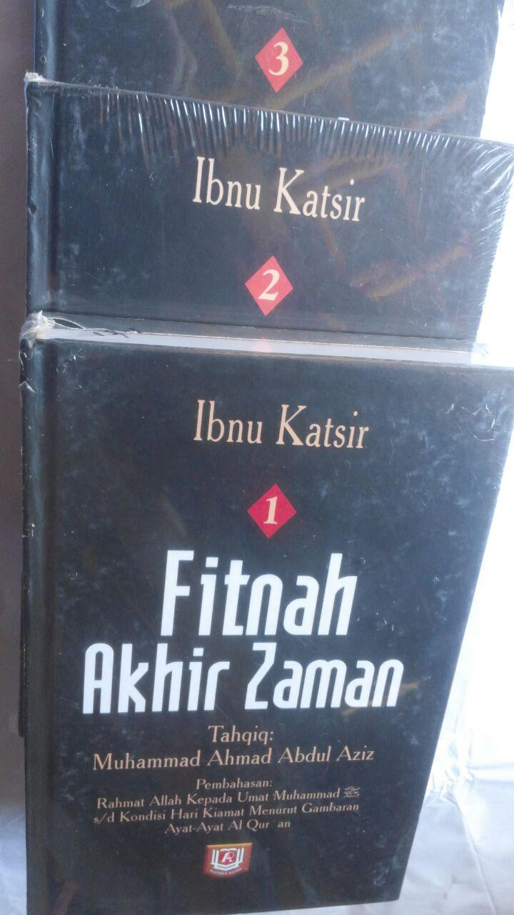 Buku Fitnah Akhir Zaman 1 Set 3 Jilid 441.000 20% 352.800 Pustaka Azzam cover 3