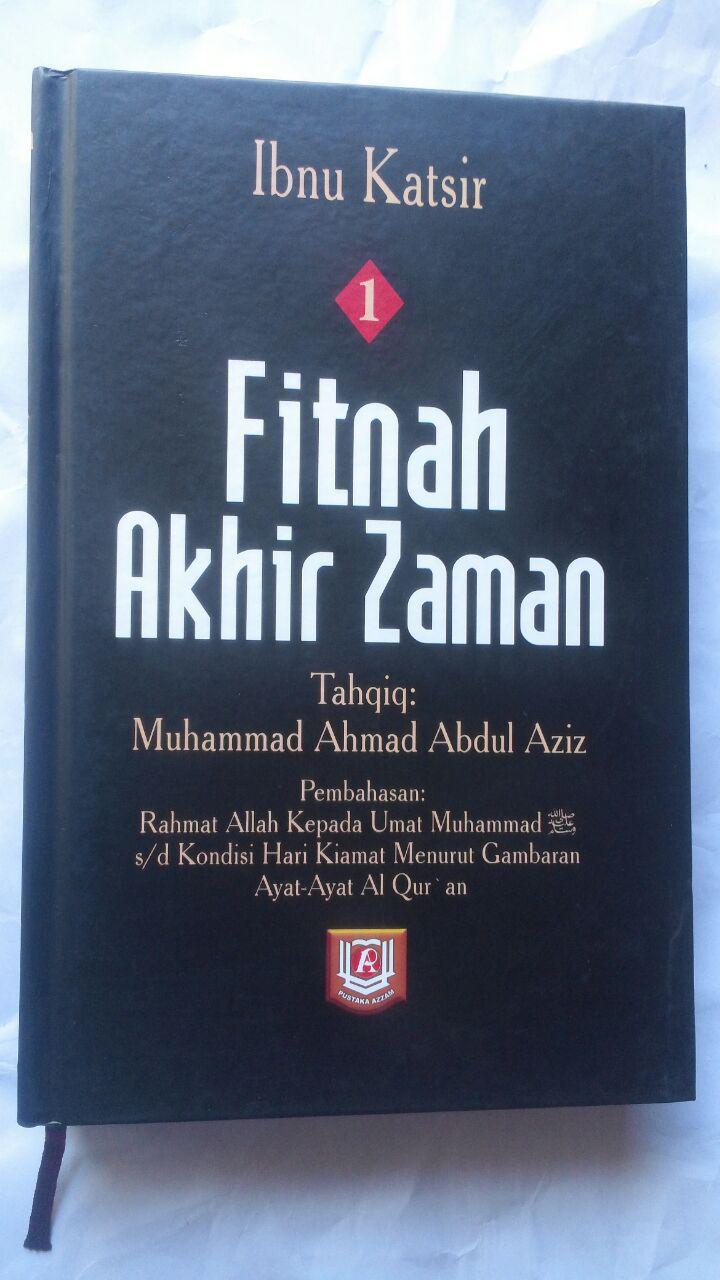 Buku Fitnah Akhir Zaman 1 Set 3 Jilid 441.000 20% 352.800 Pustaka Azzam cover4