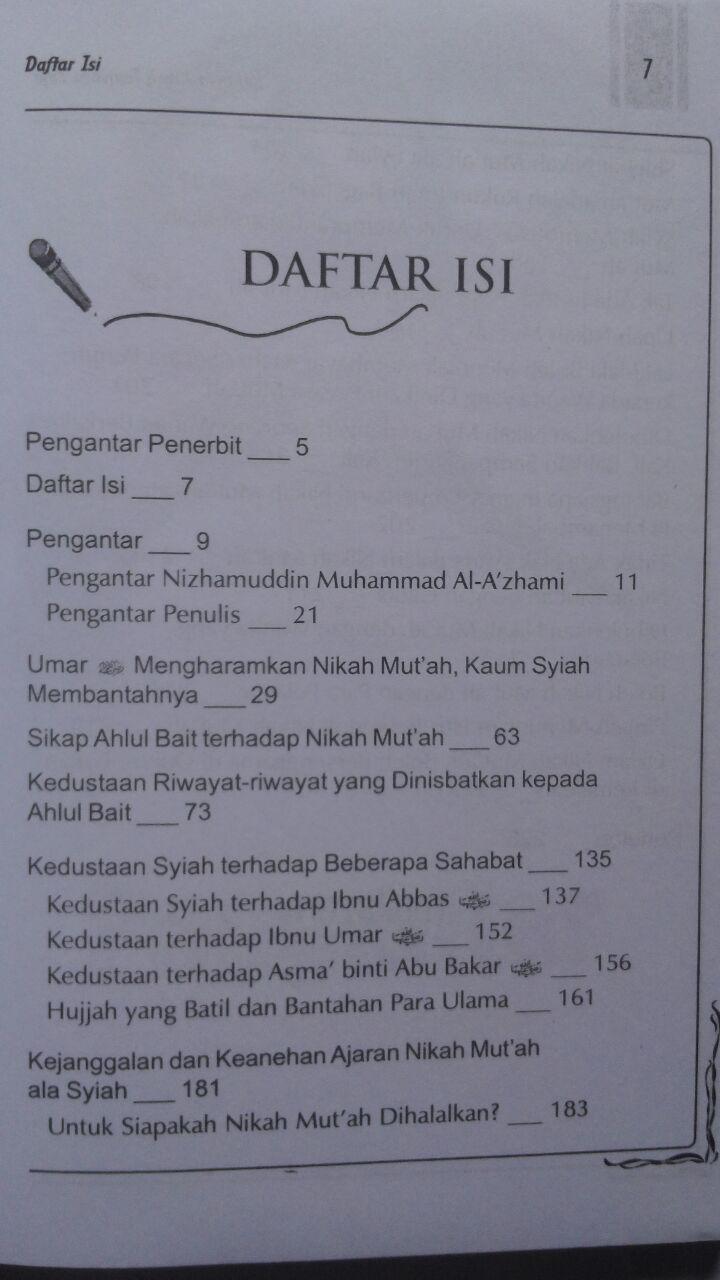 Buku Katanya Nikah Ternyata Zina 34.000 15% 28.900 Multazam Muhammad Malullah isi 2