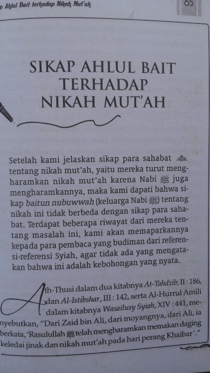 Buku Katanya Nikah Ternyata Zina 34.000 15% 28.900 Multazam Muhammad Malullah isi