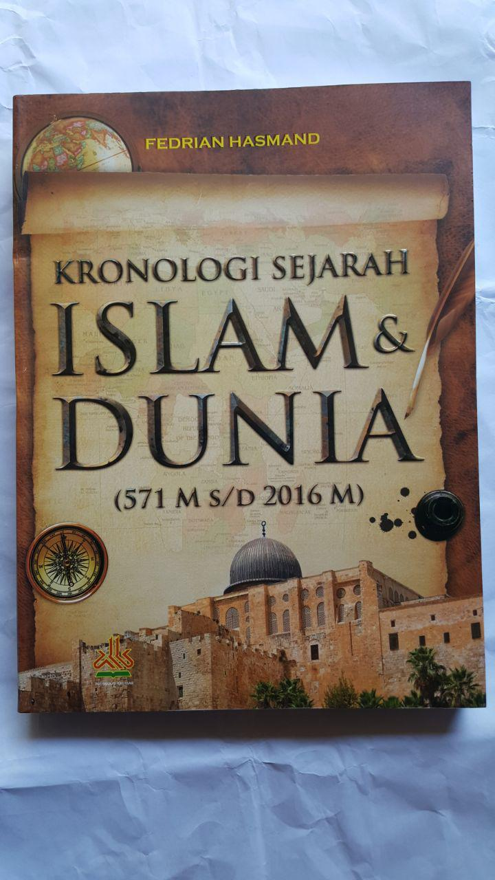 Buku Kronologi Sejarah Islam Dan Dunia 571 - 2016 Masehi 185.000 20% 148.000 Pustaka Al-Kautsar cover