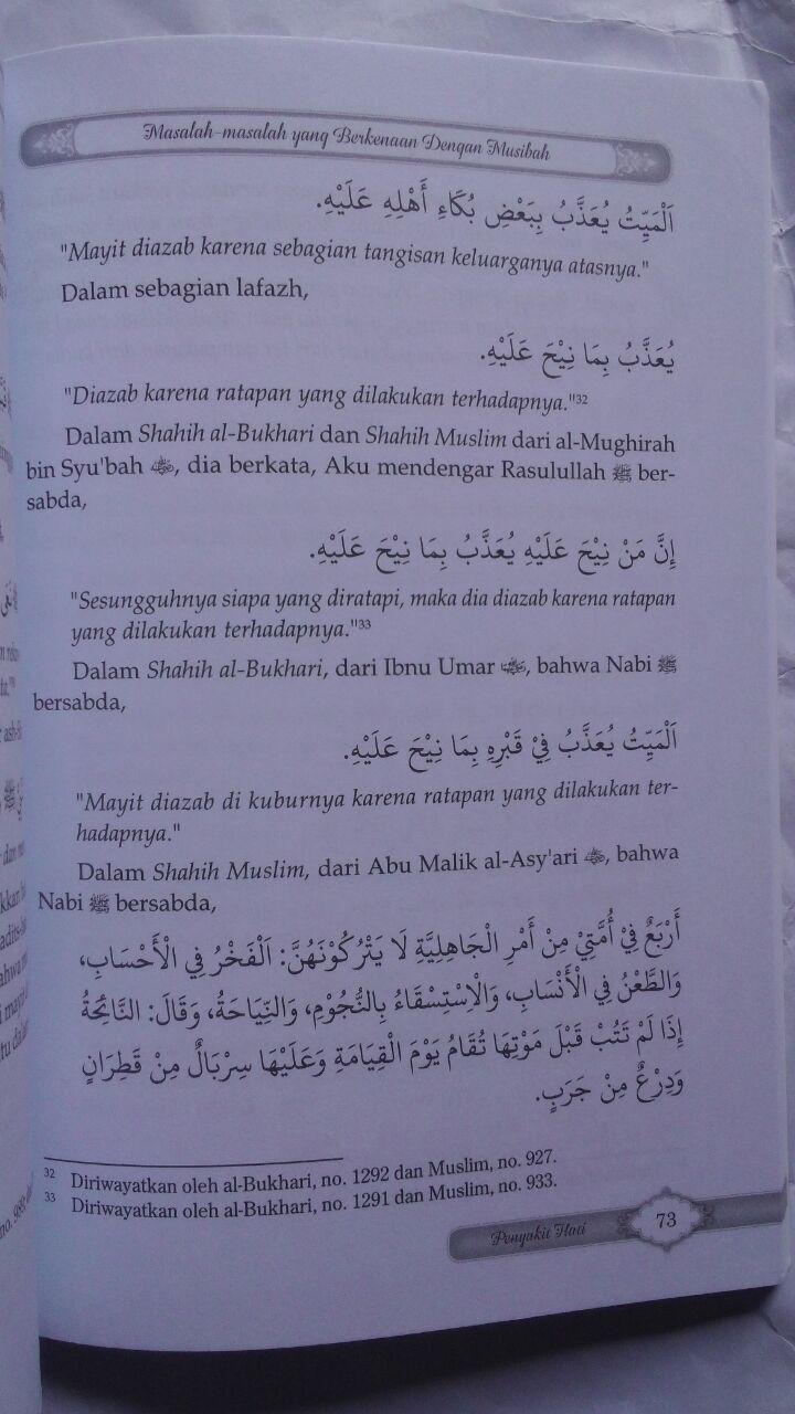 Buku Penjelasan Tuntas Tentang Sabar Dan Syukur 25.000 15% 21.250 Darul Haq Ibnu Qayyim Al-Jauziyyah isi