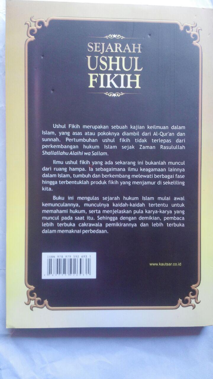 Buku Sejarah Ushul Fikih 59.000 20% 47.200 Pustaka Al-Kautsar Prof. DR. Musthafa Sa'id Al-Khin cover 2