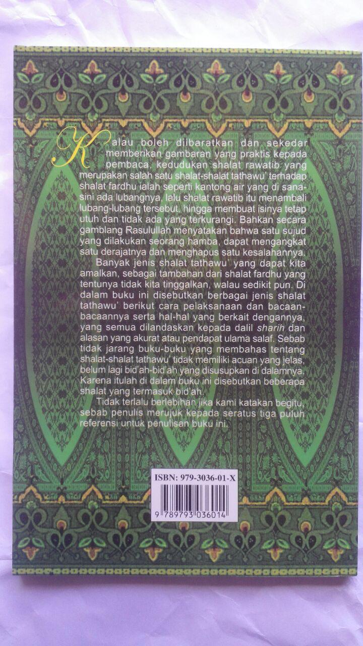 Buku Shalat Sunat Rasulullah 21.000 15% 17.850 Darul Falah cover 2