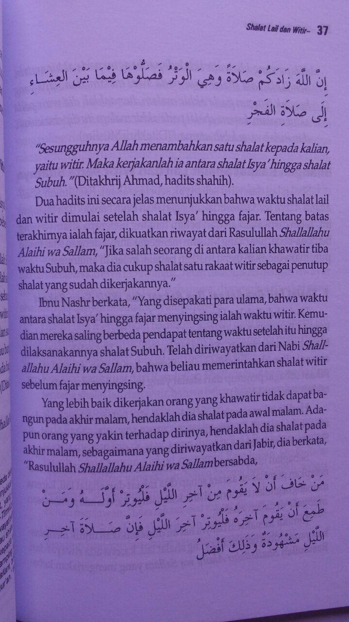 Buku Shalat Sunat Rasulullah 21.000 15% 17.850 Darul Falah isi
