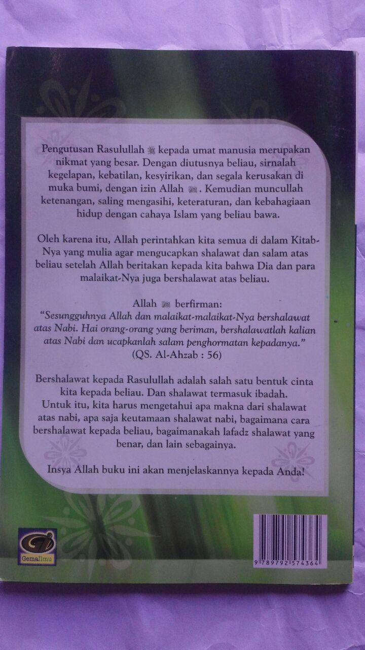 Buku Shalawat Dan Salam Atasmu Wahai Nabi 18.500 15% 15.725 Gema Ilmu Syaikh Abdul Muhsin bin Hamd Al-Abbad Al-Badr cover