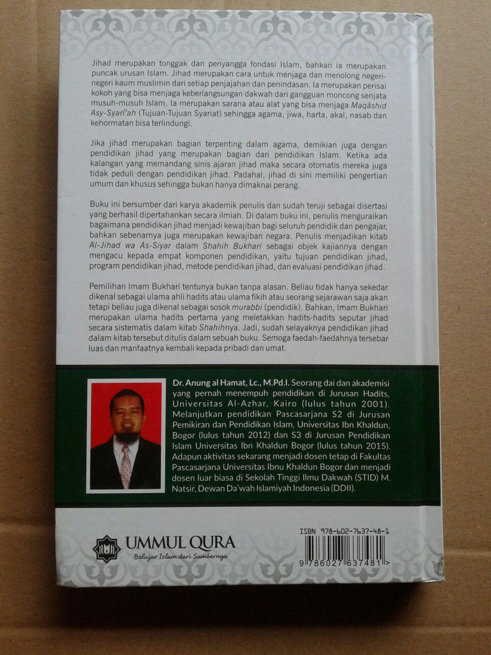 Buku Tarbiyah Jihadiyah Imam Bukhari cover 2