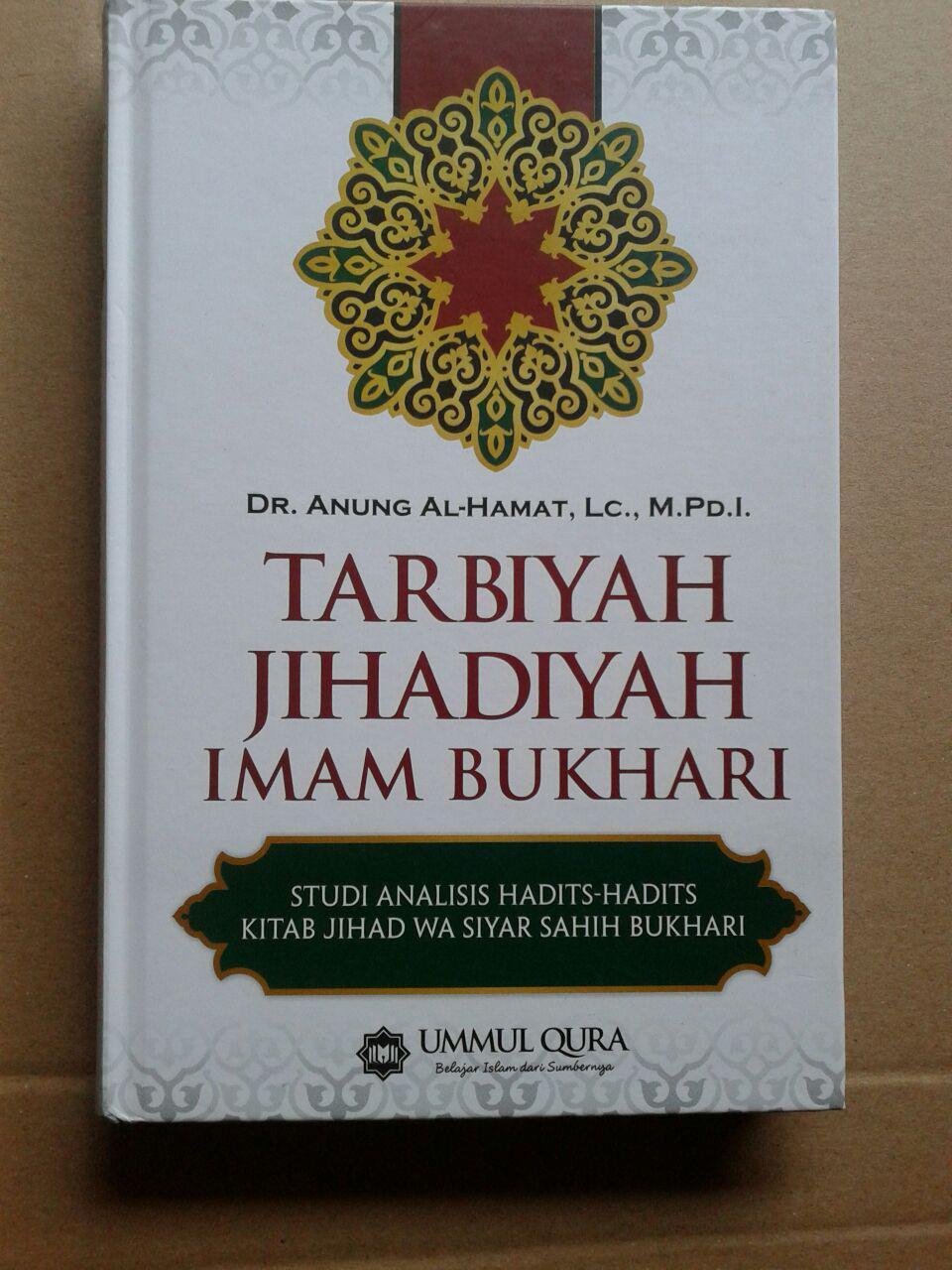 Buku Tarbiyah Jihadiyah Imam Bukhari cover