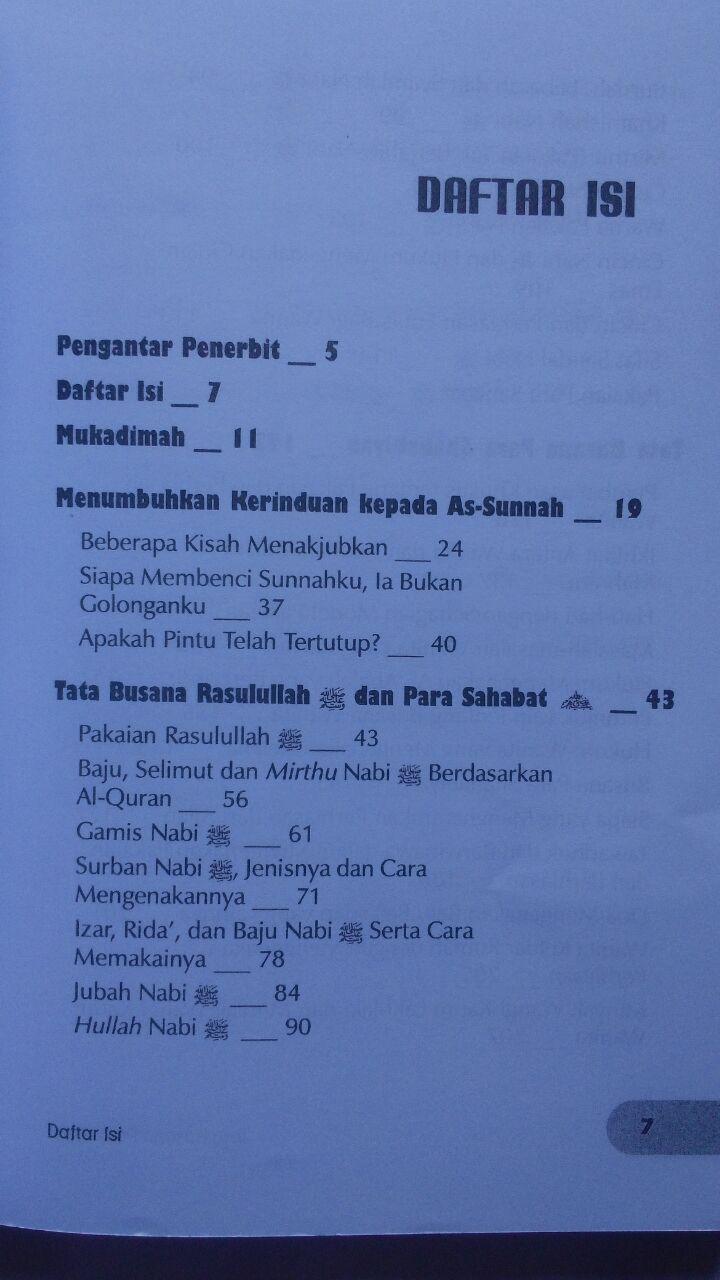 Buku Tata Busana Para Salaf 39.500 15% 33.575 Zam Zam Abu Thalhah bin Abdus Sattar isi 2