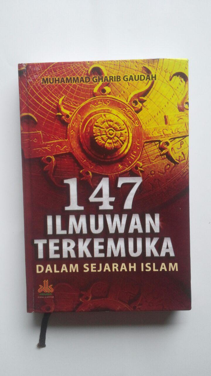 Buku 147 Ilmuwan Terkemuka Dalam Sejarah Islam 70.000 20% 56.000 Pustaka Al-Kautsar Muhammad Gharib Gaudah cover 2