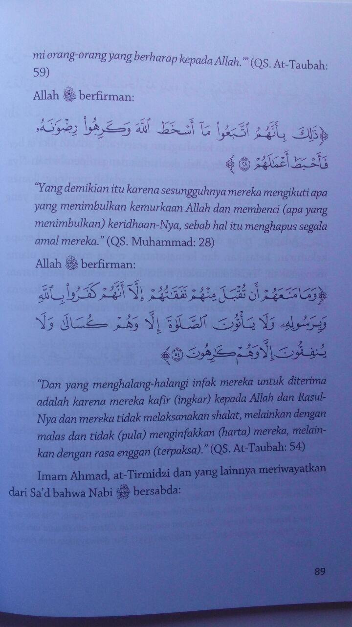 Buku Amalan Hati Kiat-Kiat Menjaga Kesehatan Hati 31.000 15% 26.350 Griya Ilmu Syaikhul Islam Ibnu Taimiyyah isi 3
