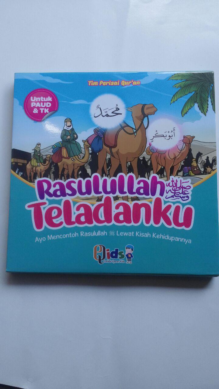 Buku Anak Rasulullah Teladanku Ayo Mencontoh Rasulullah 137.000 20% 109.600 Perisai Quran Tim Perisai Quran cover 3
