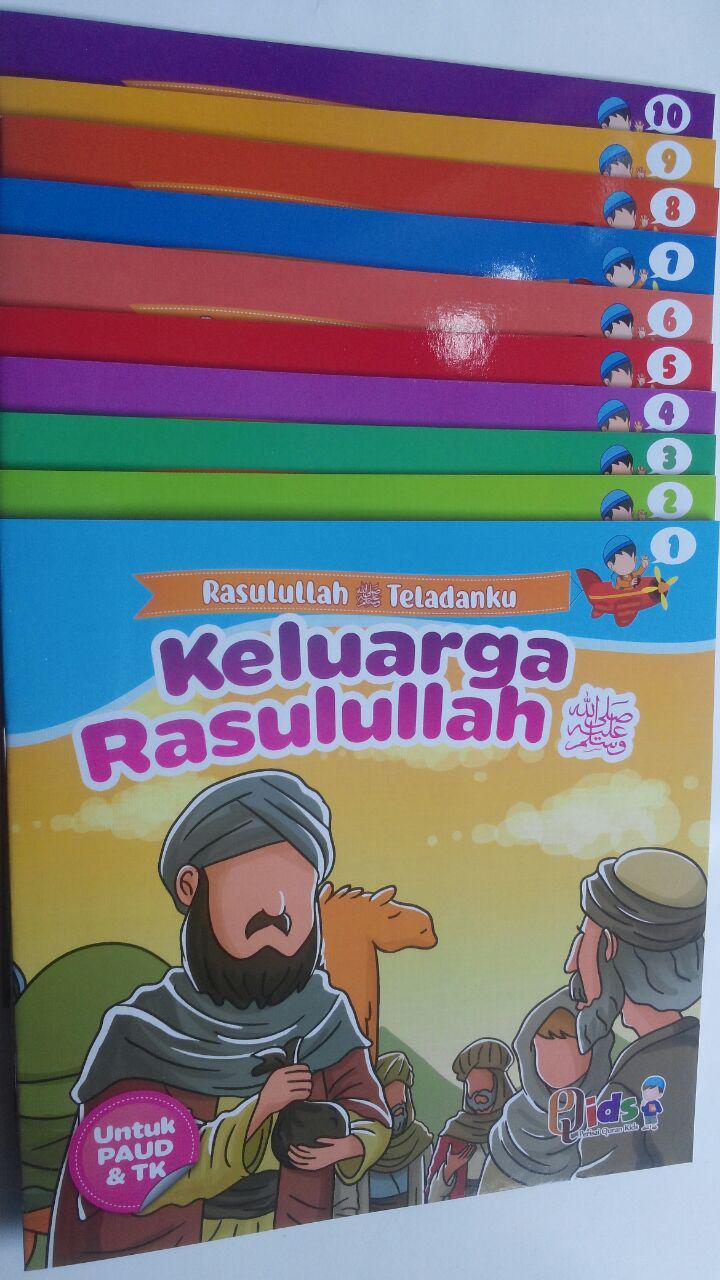 Buku Anak Rasulullah Teladanku Ayo Mencontoh Rasulullah 137.000 20% 109.600 Perisai Quran Tim Perisai Quran cover