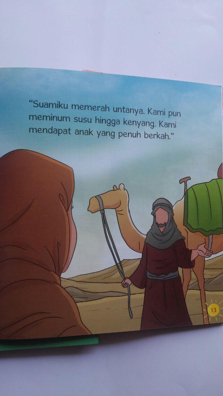 Buku Anak Rasulullah Teladanku Ayo Mencontoh Rasulullah 137.000 20% 109.600 Perisai Quran Tim Perisai Quran isi