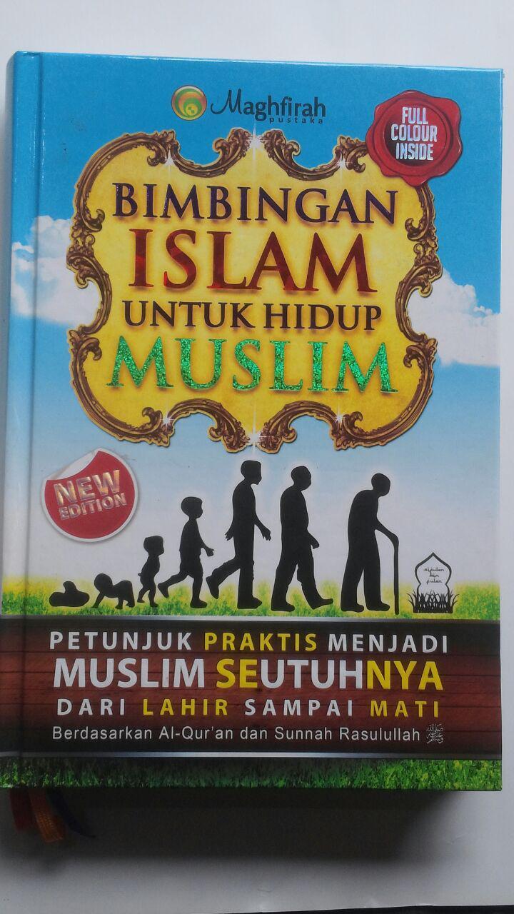 Buku Bimbingan Islam Untuk Hidup Muslim 235.000 20% 188.000 Pustaka Maghfirah cover 2