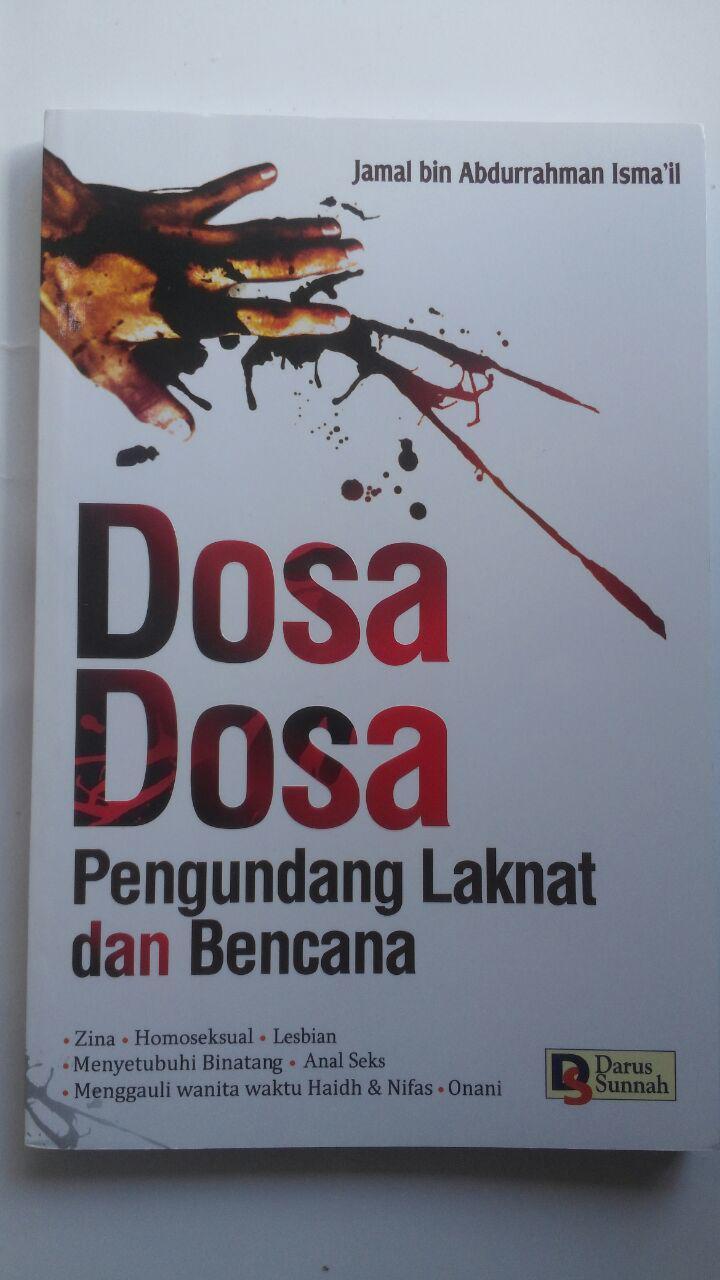 Buku Dosa-Dosa Pengundang Laknat Dan Bencana 25.000 15% 21.250 Darus Sunnah Jamal Bin Abdurrahman Ismail cover 2