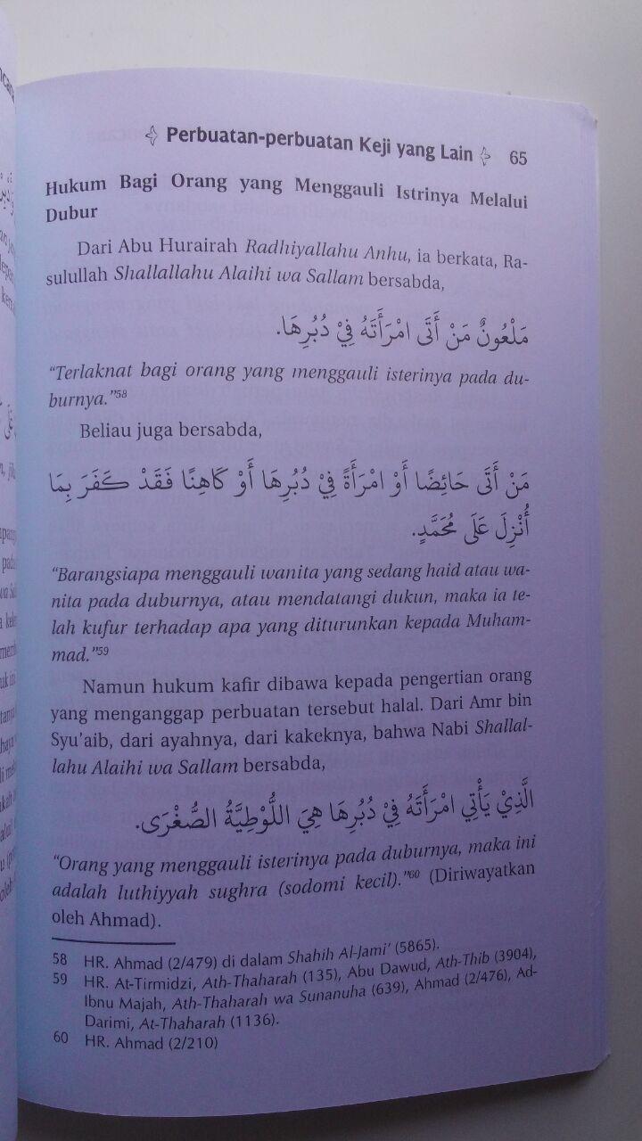 Buku Dosa-Dosa Pengundang Laknat Dan Bencana 25.000 15% 21.250 Darus Sunnah Jamal Bin Abdurrahman Ismail isi 3