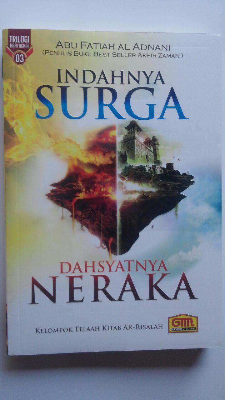Buku Indahnya Surga Dahsyatnya Neraka 60.000 20% 48.000 Granada Mediatama Abu Fatiah Al-Adnani cover 2