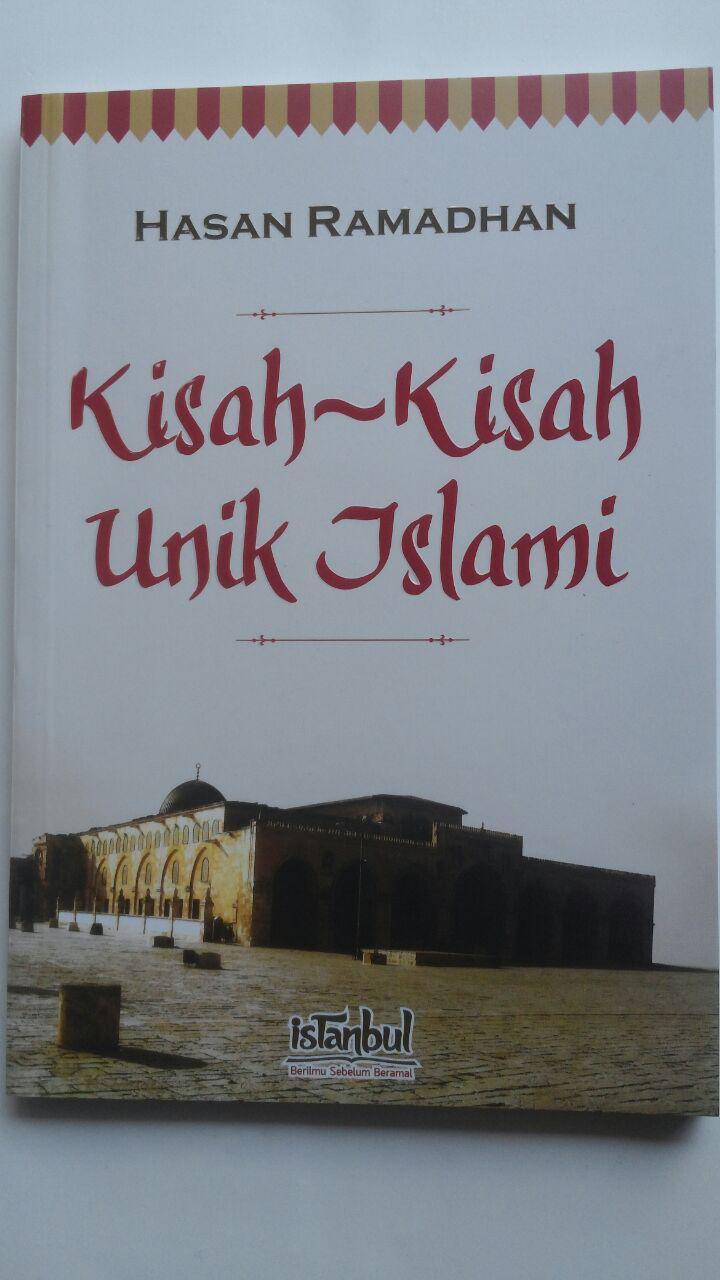 Buku Kisah-Kisah Unik Islami 39.000 15% 33.150 Istanbul Hasan Ramadhan cover 2