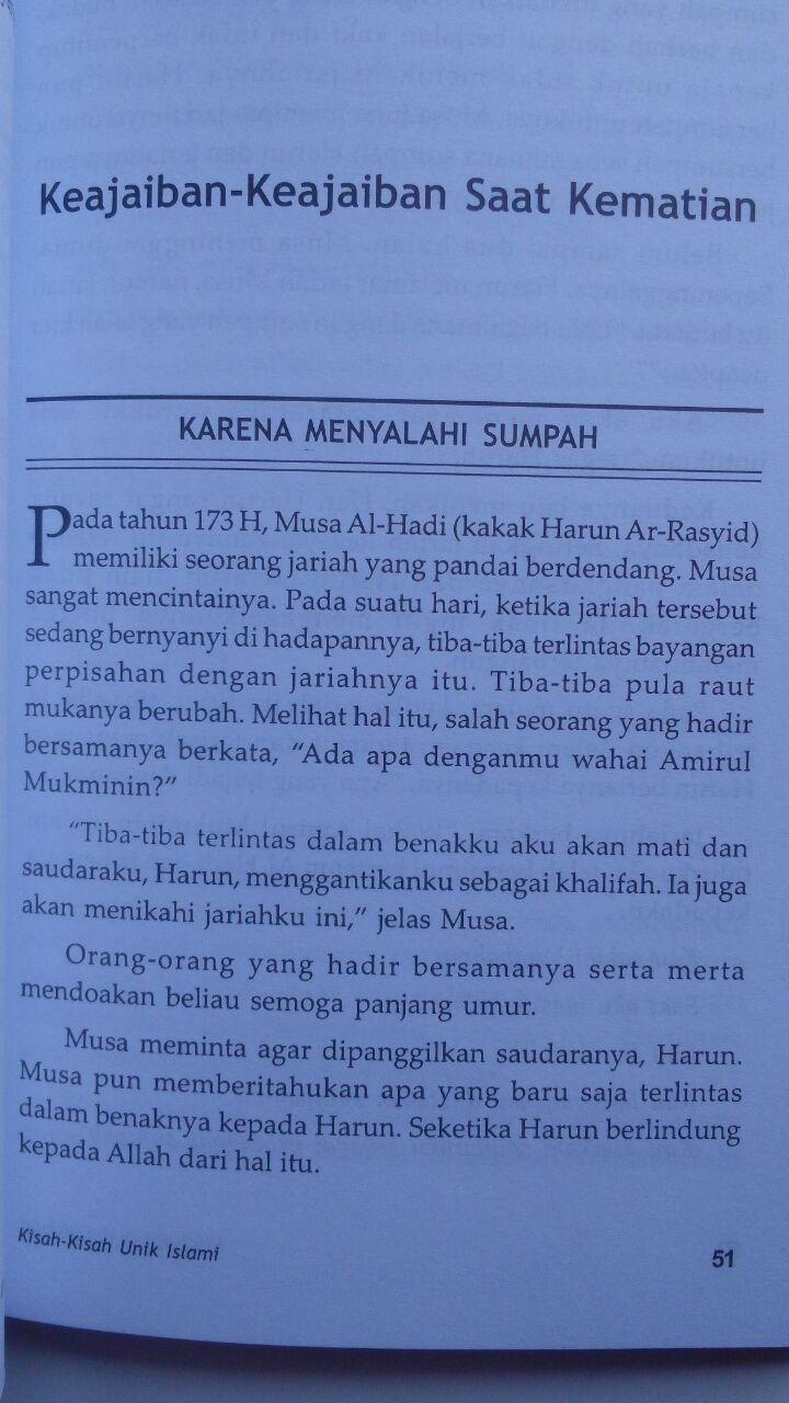Buku Kisah-Kisah Unik Islami 39.000 15% 33.150 Istanbul Hasan Ramadhan isi 3