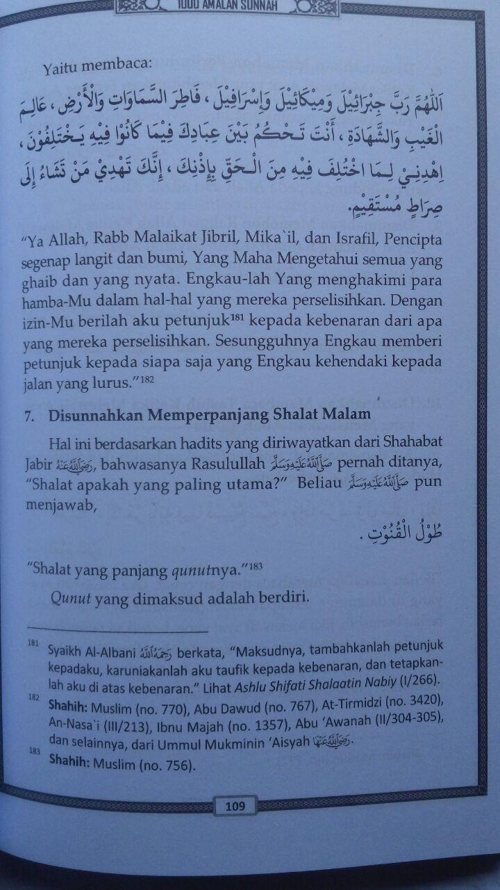 Buku Kupas Tuntas 1000 Amalan Sunnah Sehari-Hari 53.000 20% 42.400 Media Tarbiyah Khalid Al-Husainan isi