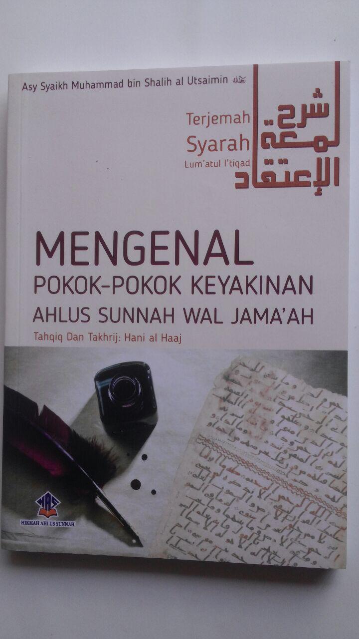 Buku Mengenal Pokok-Pokok Keyakinan Ahlus Sunnah Wal Jamaah 65.000 20% 52.000 Hikmah Ahlus Sunnah Muhammad bin Shalih Al-Utsaimin cover 2