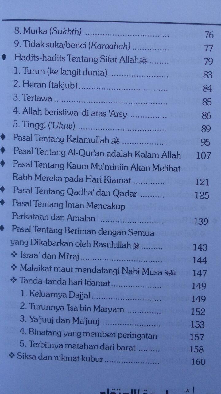 Buku Mengenal Pokok-Pokok Keyakinan Ahlus Sunnah Wal Jamaah 65.000 20% 52.000 Hikmah Ahlus Sunnah Muhammad bin Shalih Al-Utsaimin isi 2
