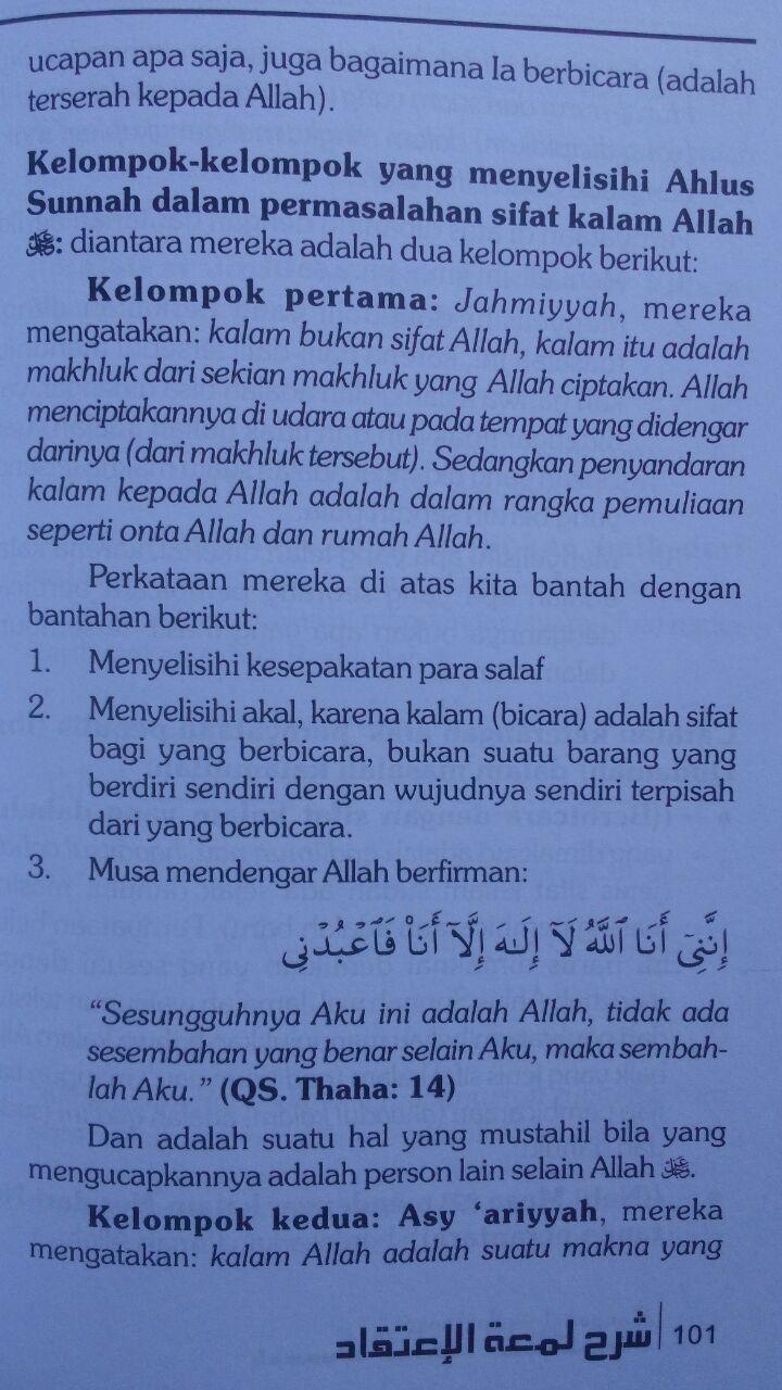 Buku Mengenal Pokok-Pokok Keyakinan Ahlus Sunnah Wal Jamaah 65.000 20% 52.000 Hikmah Ahlus Sunnah Muhammad bin Shalih Al-Utsaimin isi 3