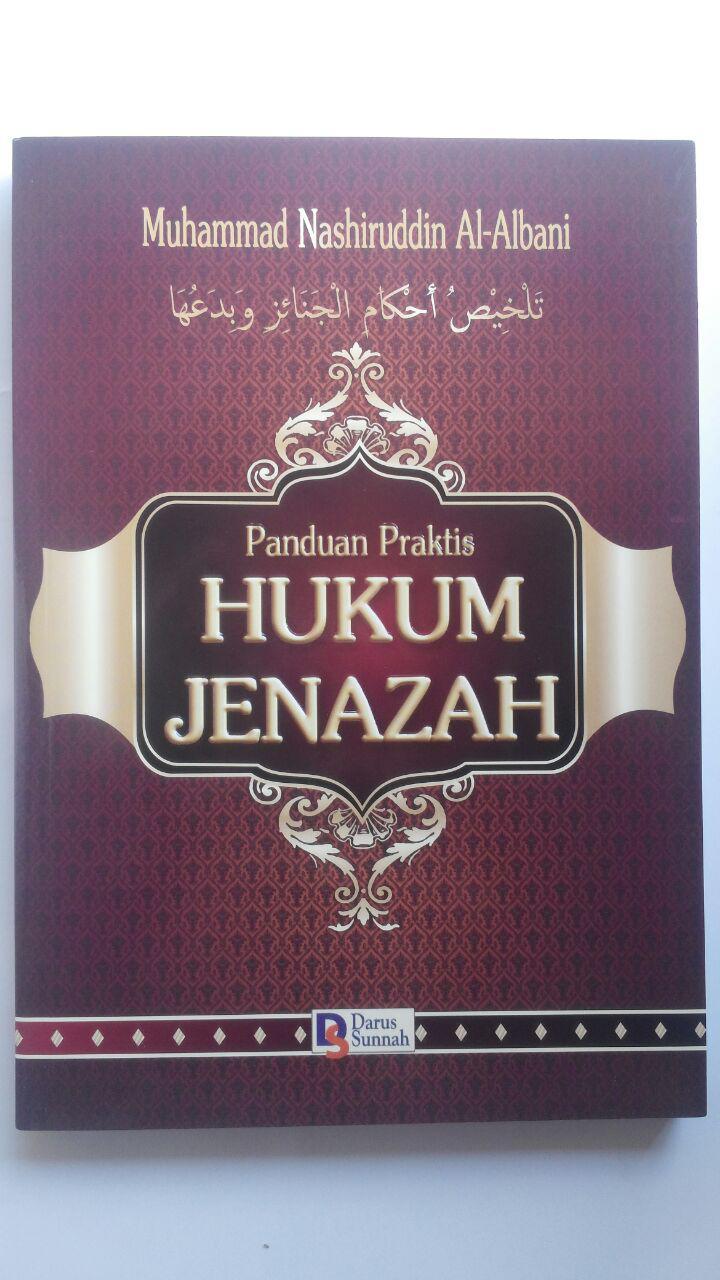 Buku Panduan Praktis Hukum Jenazah 32.000 15% 27.200 Darus Sunnah Muhammad Nashiruddin Al-Albani cover 2