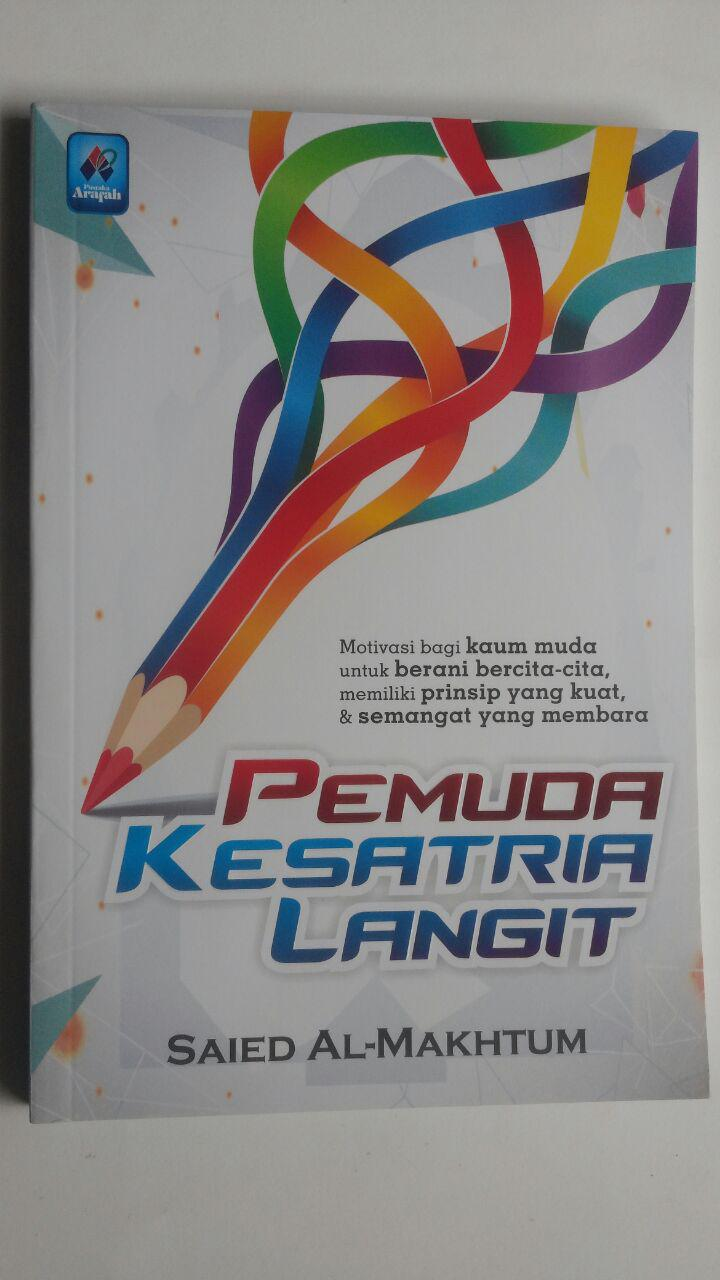 Buku Pemuda Kesatria Langit 24.000 15% 20.400 Pustaka Arafah Saied Makhtum cover 2