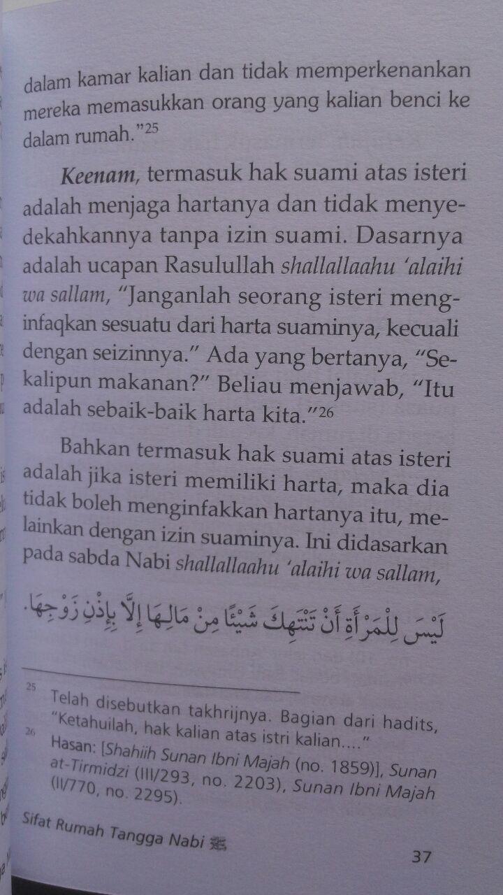 Buku Saku Sifat Rumah Tanggal Nabi 12.000 15% 10.200 Media Tarbiyah DR. Abdul Adzim Badawi isi 3