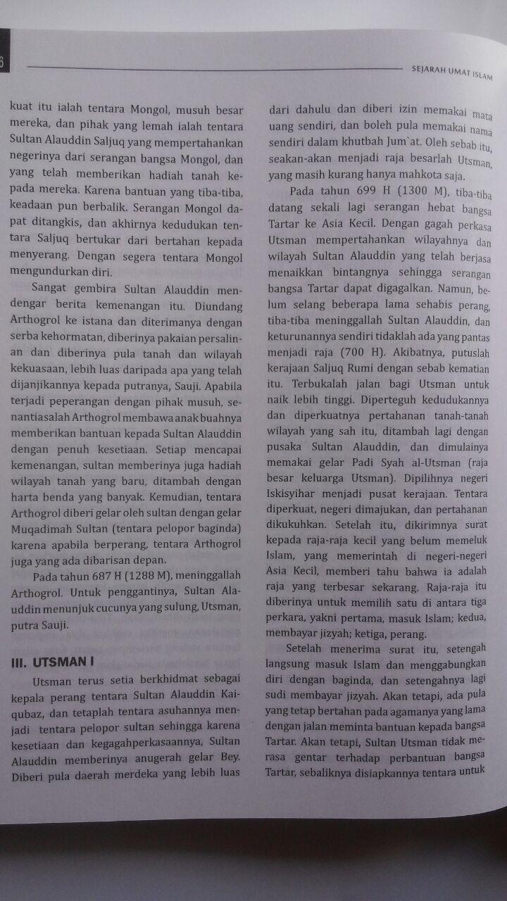 Buku Sejarah Umat Islam Pra Kenabian Hingga Islam Di Nusantara 230.000 15% 195.500 Gema Insani Press isi 4