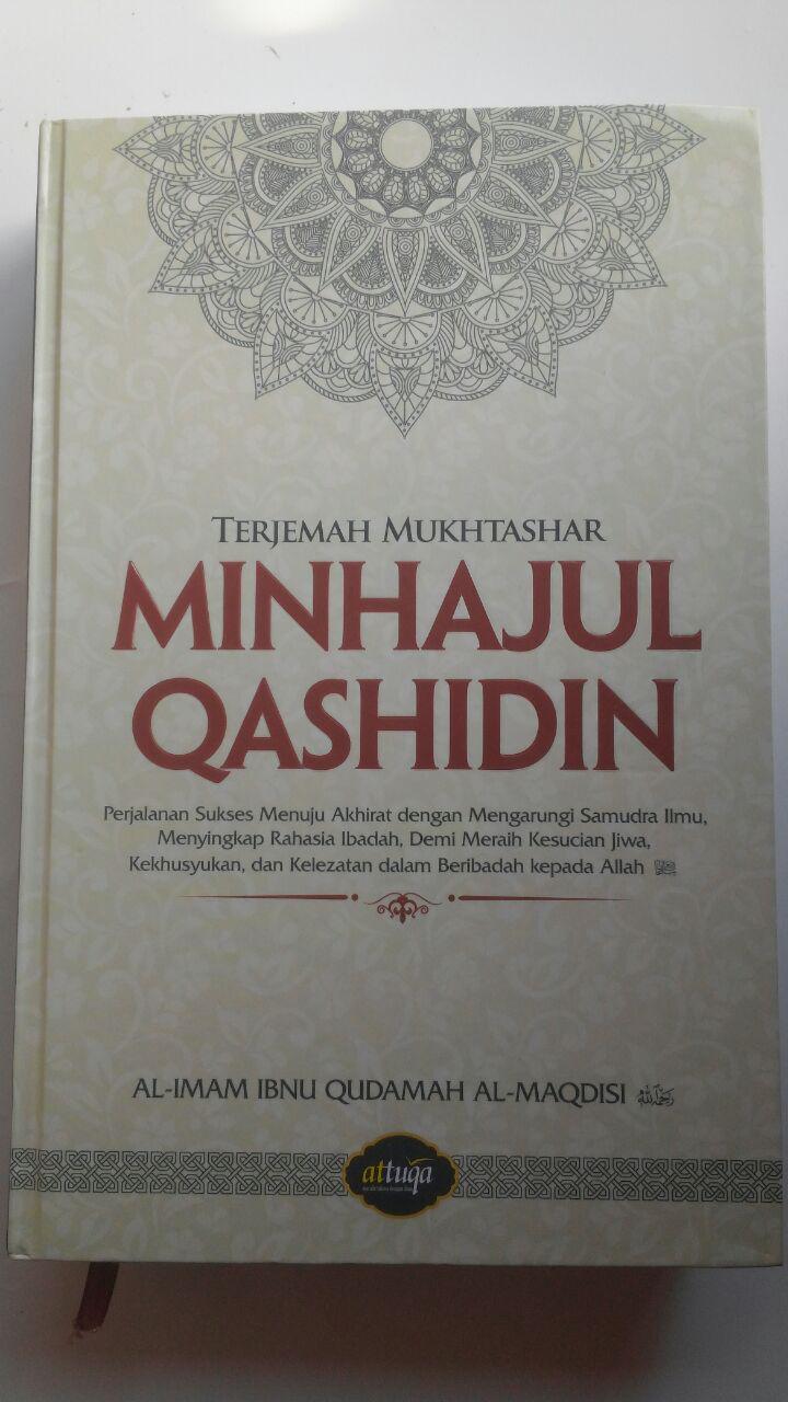 Buku Terjemah Mukhtashar Minhajul Qashidin 145.000 15% 123.250 Attuqa Ibnu Qudamah Al-Maqdisi cover 2