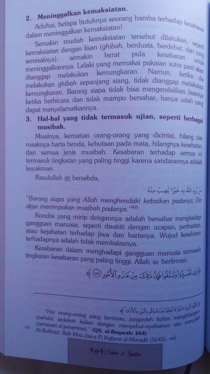 Buku Terjemah Mukhtashar Minhajul Qashidin 145.000 15% 123.250 Attuqa Ibnu Qudamah Al-Maqdisi isi 3
