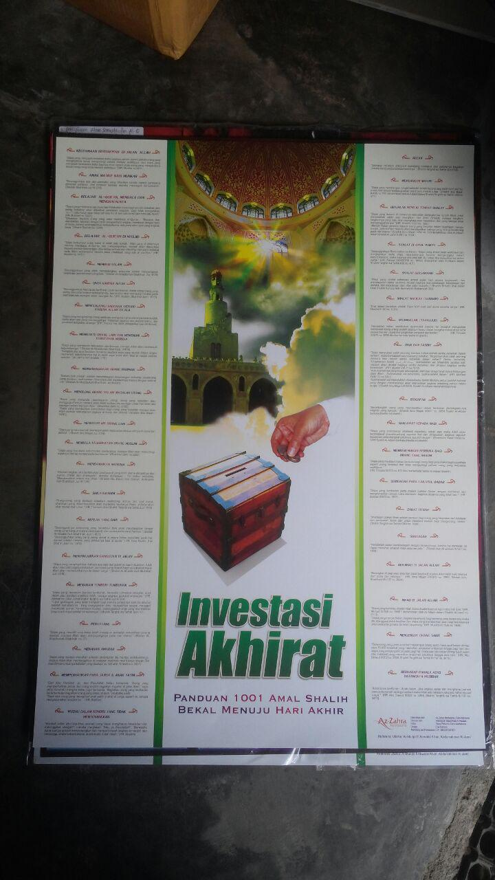 Poster Investasi akhirat 15.000 15% 12.750 Granada Mediatama