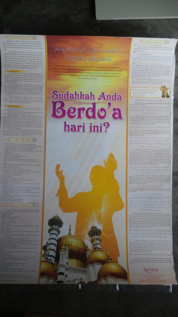 Poster Sudahkah Anda Berdoa Hari Ini 15.000 15% 12.750 Granada Mediatama