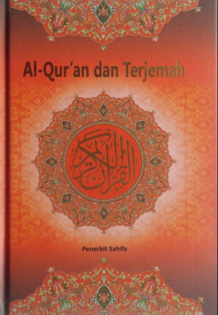 Al-Quran Dan Terjemah Sahifa Ukuran A6 59.000 15% 50.150 Penerbit Sahifa cover