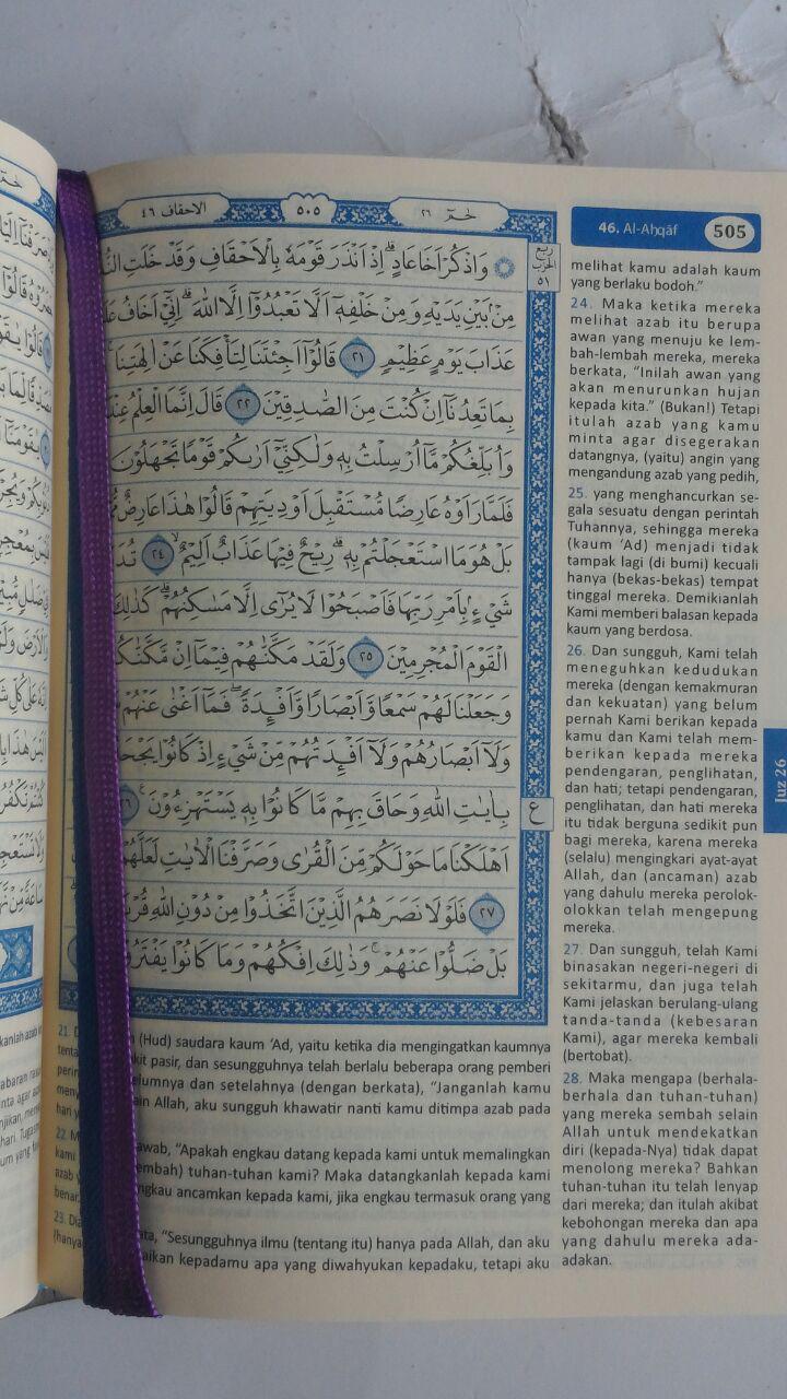 Al-Quran Dan Terjemah Sahifa Ukuran A6 59.000 15% 50.150 Penerbit Sahifa isi